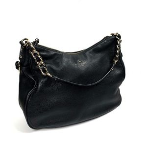 Kate Spade Pebble Leather Hobo Bag
